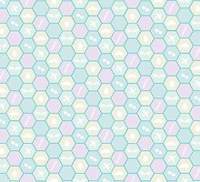 Hexagonal by killercabbies