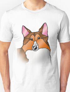 Sheltie Puppy Unisex T-Shirt