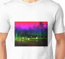 Nine Ladies Stone Circle Unisex T-Shirt
