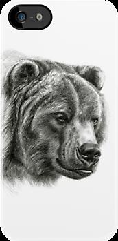 Brown Bear G2012-054 by schukinart