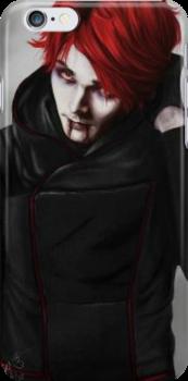 Vampire Gerard by GStilinski24