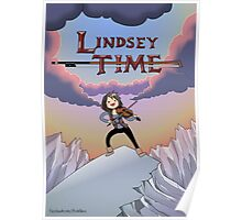 Lindsey Time Poster