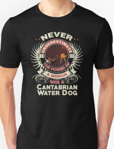 Cantabrian Water Dog T-Shirt