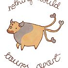 Tauros Card by Stephanie Hodges