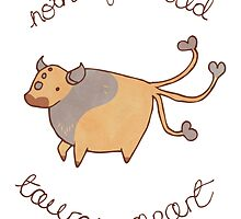 Tauros Card by Steph Hodges