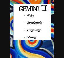 Abstract gemini horoscope shirt Unisex T-Shirt
