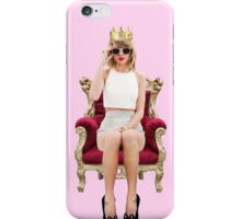 BABY I'M YOUR QUEEN iPhone Case/Skin