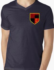 Anime - Hellsing Emblem Mens V-Neck T-Shirt