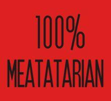 100% Meatatarian by CalvertSheik