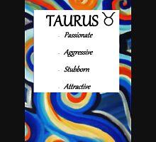 abstract taurus horoscope shirt Unisex T-Shirt