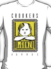 Crookers - Hummus T-Shirt