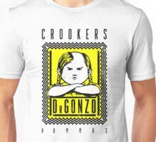 Crookers - Hummus Unisex T-Shirt