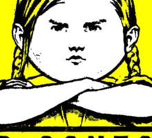 Crookers - Hummus Sticker