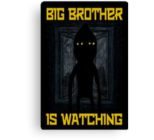 """Big Brother"" Canvas Print"
