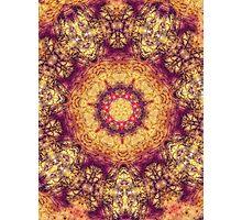 Indian carpet Photographic Print