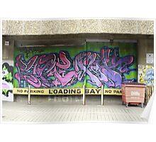 Loading Bay  Poster