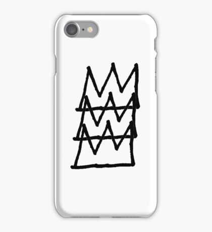 Tri-Crown iPhone Case/Skin