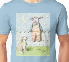 Purple Cow Unisex T-Shirt