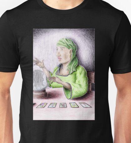 Fortune Teller Gypsy Unisex T-Shirt