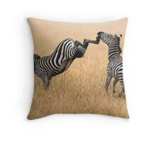Must Be Married... Throw Pillow