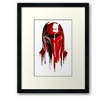 Emperors Imperial Guard - Star Wars Framed Print