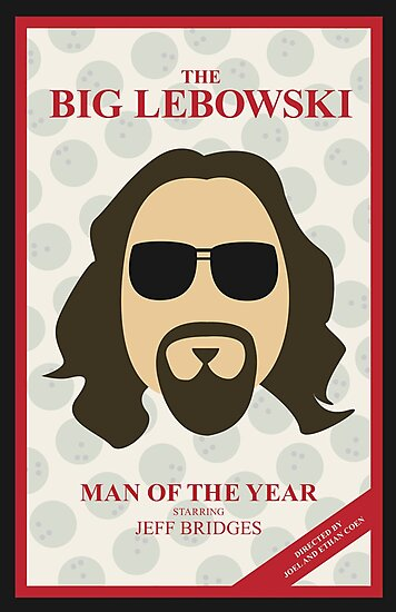 The Dude: Man of the Year by Darrian Mary Kaspar