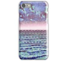 Ocean Fantasy Abstract Painting iPhone Case/Skin