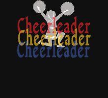 Cheerleader Dark Womens Fitted T-Shirt