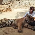 Tiger Temple - Thailand by GailD
