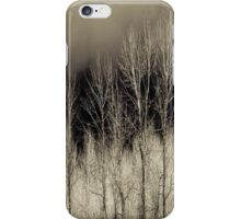 November iPhone Case/Skin
