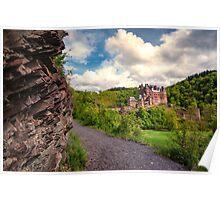 Burg (Castle) Eltz Poster