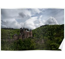 Burg (Castle) Eltz - 2 Poster