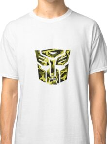 Autobot Camouflage  Classic T-Shirt