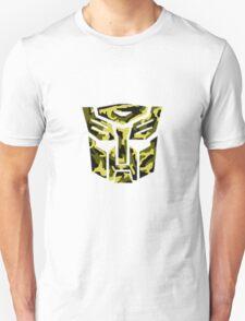 Autobot Camouflage  T-Shirt