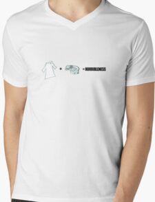 Horribleness Equation Mens V-Neck T-Shirt