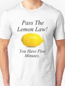 Lemon Law T-Shirt