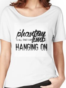 Marianas Trench Phantom Limb One Love Women's Relaxed Fit T-Shirt