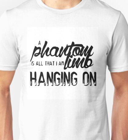 Marianas Trench Phantom Limb One Love Unisex T-Shirt