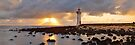 Port Fairy Lighthouse, Victoria, Australia by Michael Boniwell
