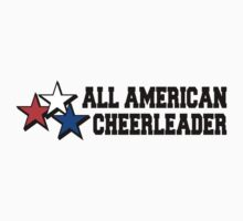 All American Cheerleader Kids Clothes
