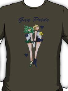 Gay Pride Sailor Moon T-Shirt
