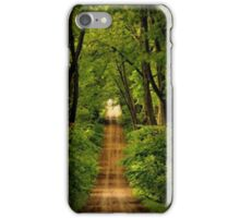 country road -iphone case iPhone Case/Skin