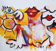 The Morning Kiss by Reynaldo