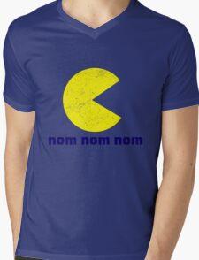 nom nom nom Mens V-Neck T-Shirt