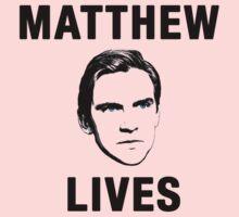 Matthew Lives One Piece - Short Sleeve
