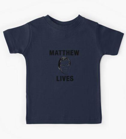Matthew Lives Kids Tee