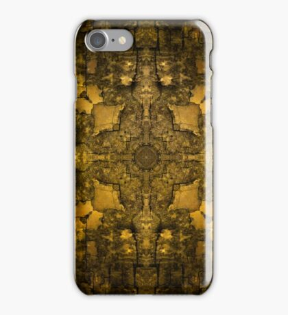 Gold Armour iPhone Case/Skin