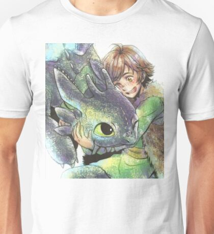 How to train your dragon 'Hug' Unisex T-Shirt