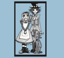 Gothic Alice In Wonderland by Ravenous-Decay