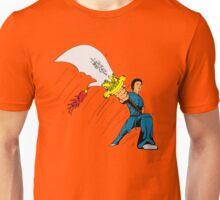 Big Knife Wushu Unisex T-Shirt
